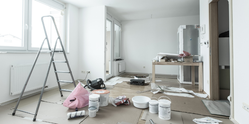 How to Live Through Your Renovation
